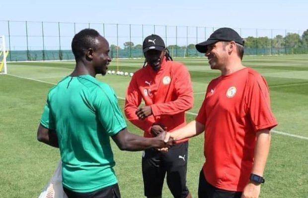 Can 2019 : Aliou Cissé sur l'absence de Sadio Mané contre la Tanzanie !