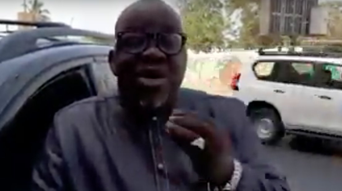 VIDEO Ndoye Bane sur les hommes qui torturent les femmes.