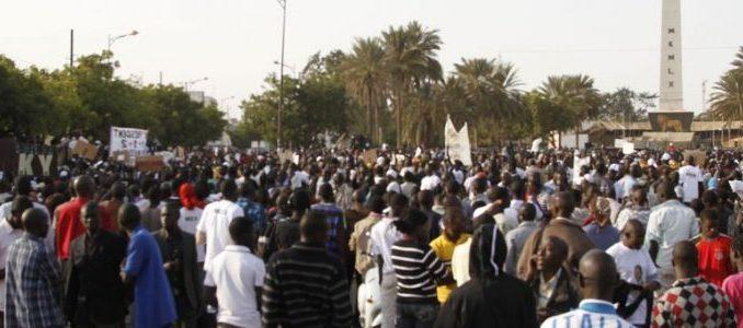 Manifestation «Aar Li nu Bokk»: Plusieurs quartiers de Dakar sans électricité