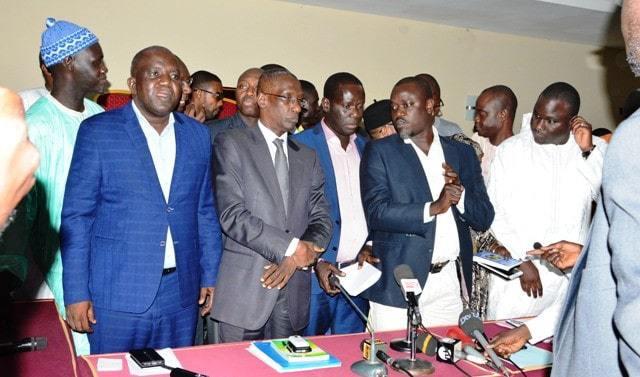 Dialogue politique: le rapport final, bientot transmis au président de la République.