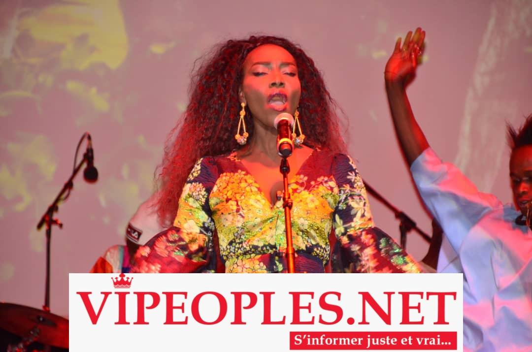 INSTITUT FRANÇAIS: La Diva Coumba Gawlo séduit son public