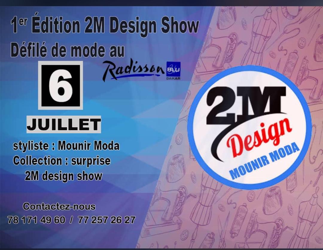 EVENEMENT du 06 juillet, les images du casting de 2M DESIGN BY MOUNIR MODA
