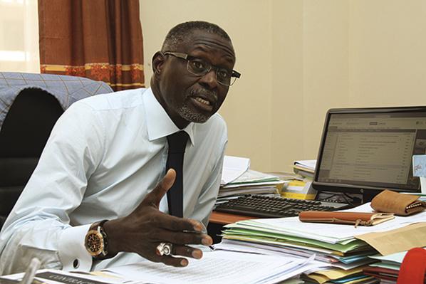 """Mansour Kama, PCA de la Sde: """" Nous sommes convaincus qu'on est en train de nous spolier """""""