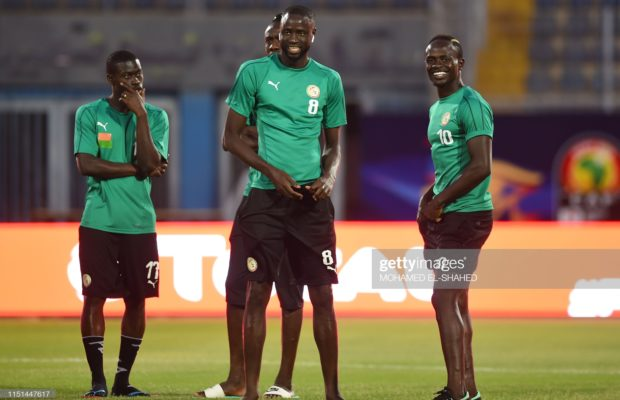 Can 2019: Voici le onze probable du Sénégal contre la Tanzanie
