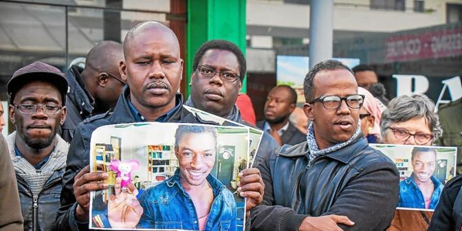 Meurtre de Babacar Guèye à Rennes : L'arme de l'agent et les deux chargeurs, sous scellées ont été détruits par erreur