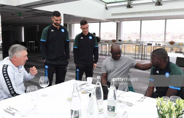 Transfert de Koulibaly : Ancelotti menace de quitter Naples