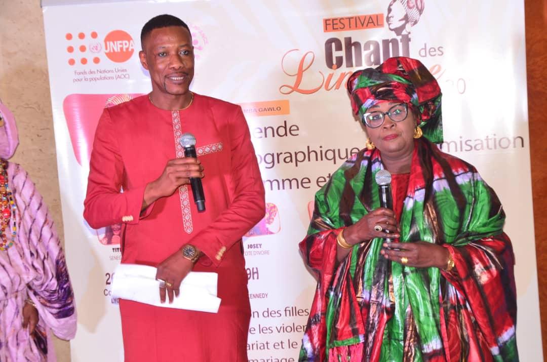 La députée du PDS Woré Sarr tape fort sur l'initiative de Coumba Gawlo pour ce FESTIVAL.
