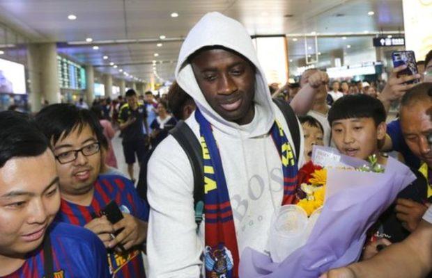Mercato : Yaya Touré rejoint la Chine !