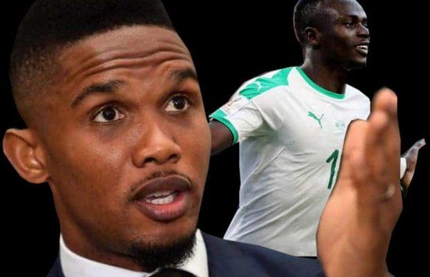SAMUEL ETO' : « Sadio MANE est le meilleur, mais nous ne respectons pas nos talents »