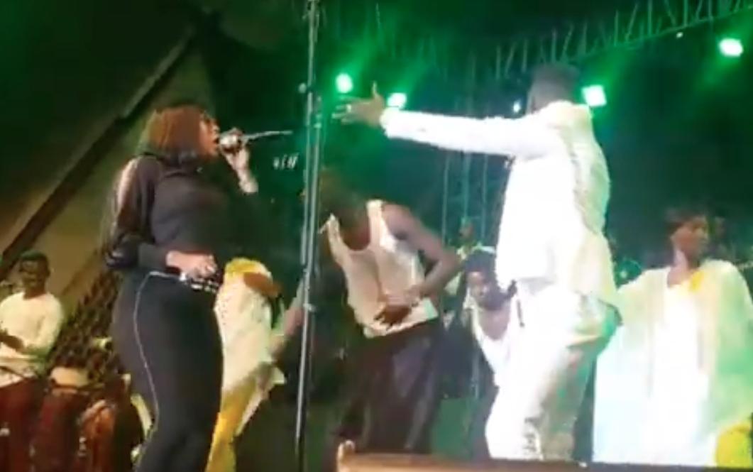 CICES: Momo Dieng et Mbene Diatta font craquer le public ce samedi 06 Juillet.