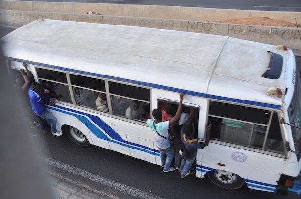 Saint-Louis : les chauffeurs de Aftu menacent d'aller en grève contre leurs patrons