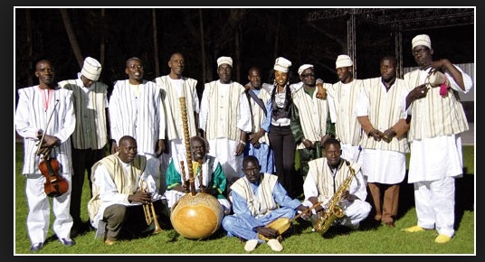 Le FIGAS 2019: L' Orchestre National du Sénégal illumine la France.