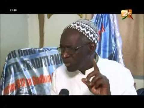 """Abbé Jacques Seck : """"Il faut beaucoup prier pour le Sénégal"""""""