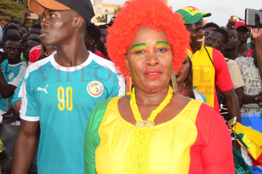 VIDEO SENEGAL / BENIN: LES INSOLITES DES SUPPORTERS