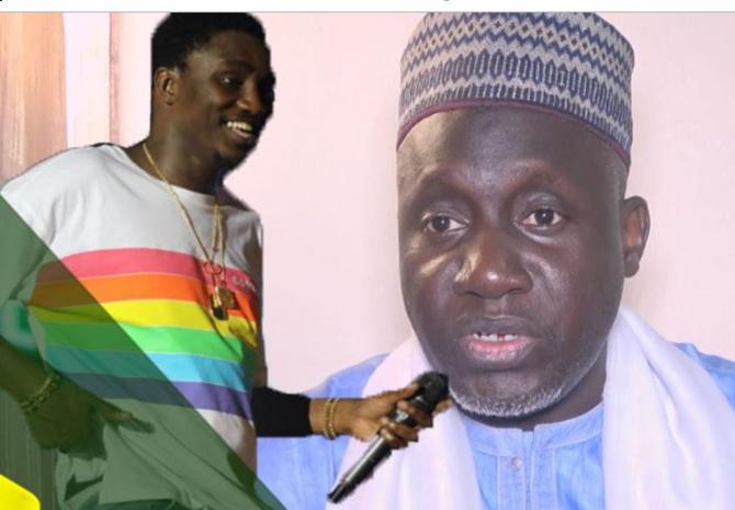 Polémique sur l'homosexualité: Wally sert une citation directe à Imam Ahmadou Kanté
