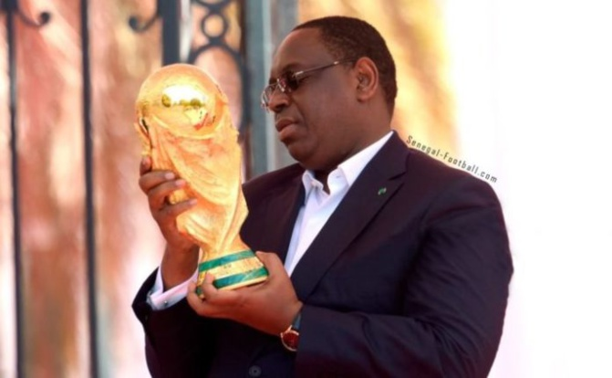 CAN 2019- Qualification des « Lions » en 1/2 finale: Macky Sall encourage les « Lions »