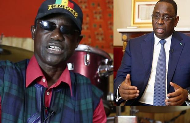 Vidéo – Idrissa Diop : « Macky Sall m'a confié que ma chanson Nobèle est… »