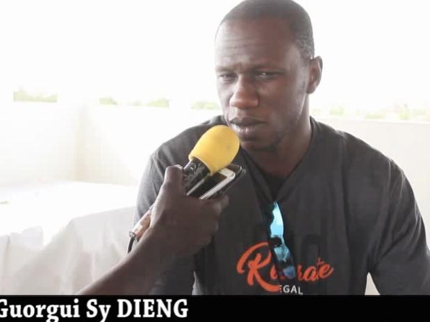 Louga: Gorgui Sy Dieng déplore la forte pression qui pèse sur les lions de foot.