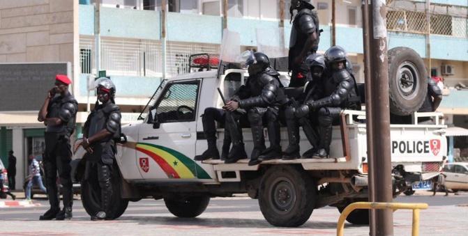 Pikine : plus de 300 personnes arrêtées après le combat Boy Niang-Lac De Guier 2