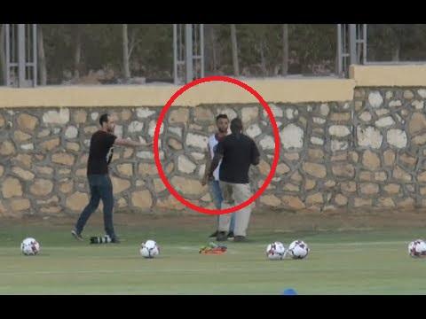 Découvrez pourquoi l'agent de la BIP des Lions, a tabassé le photographe égyptien à l'entraînement des Lions