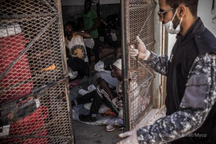 L'ONU exige la fermeture des centres de détention des migrants en Libye