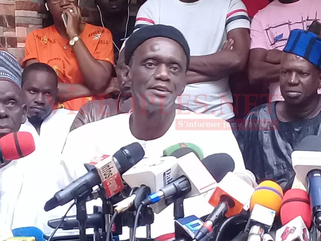 Affaire Wally Seck vs Imam Kanté- Mame Mactar Guèye, Jamra : « Désormais, il faut tenir compte des sensibilités et veiller sur vos tenues vestimentaires »