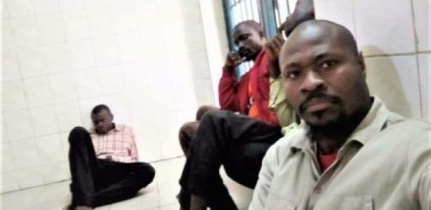 Dernière minute: Guy Marius Sagna « kidnappé » par la section de recherche de la gendarmerie