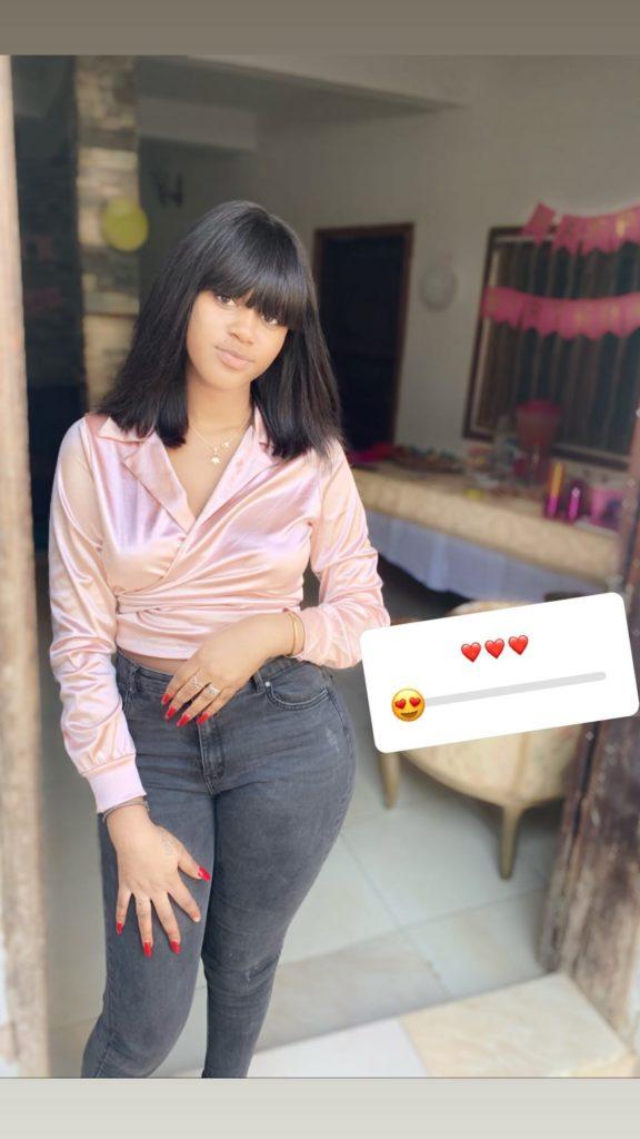 Leina assomme les internautes avec ses nouvelles photos torrides…