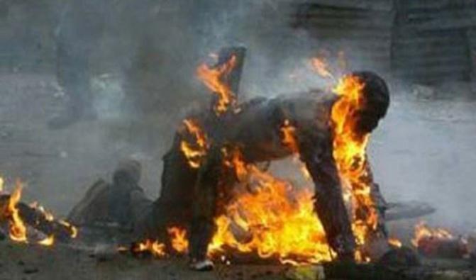 Kafountine: une femme mariée s'immole par le feu
