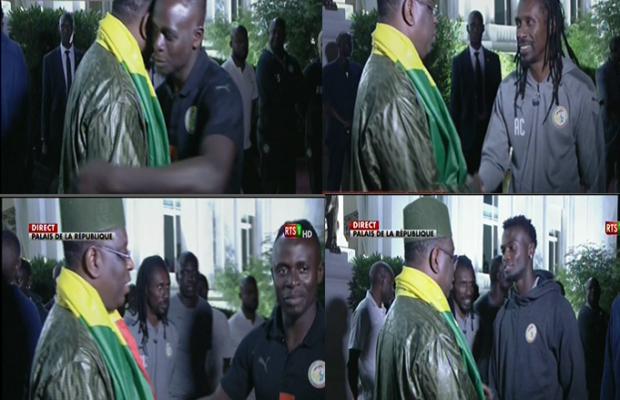 Finaliste de la Can : Le président offre 20 millions à chaque lion.