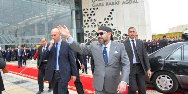 Infrastructures  : Mohammed VI, le bâtisseur