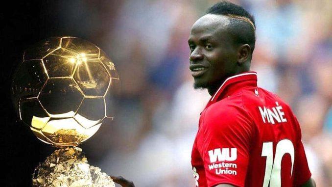Sadio Mané s'éloigne du sacre européen et espère le Ballon d'Or africain