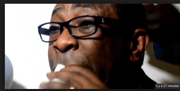 Rappel à Dieu d'Ameth Amar : Youssou Ndour pleure son ami