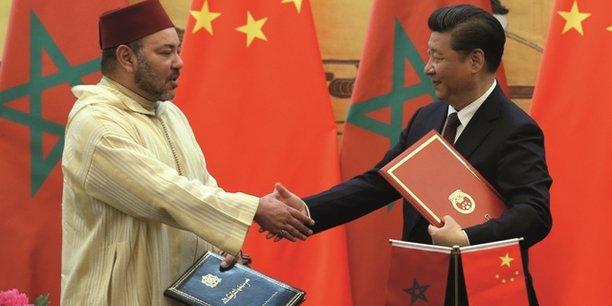 Maroc  : le roi en fer de lance de la diplomatie