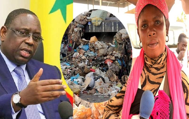 VIDEO SAMA GUISS GUISS: Macky Sall pour un Sénégal zéro déchet bidonville, la banlieue se prononce.