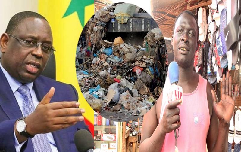 SAMA GUISS GUISS: Macky Sall pour un Sénégal zéro déchet bidonville, ce qu'en pense Moustapha de la banlieu.