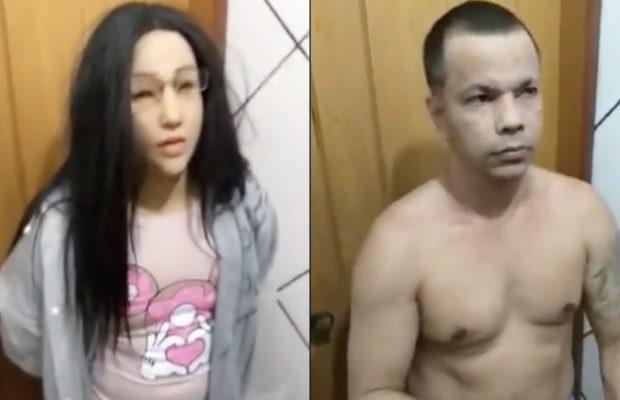 Au Brésil, un chef de gang prend l'apparence de sa fille et tente de s'évader
