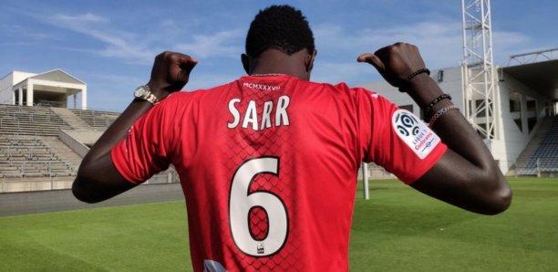 Transferts : Sidy Sarr (Châteauroux) signe à Nîmes (officiel)