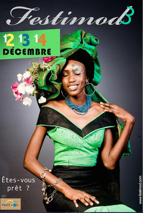 12 13 14 Décembre, FESTIMODE arrive à Saint Louis avec l'agence BY PACO de Baye Fall Bathilly