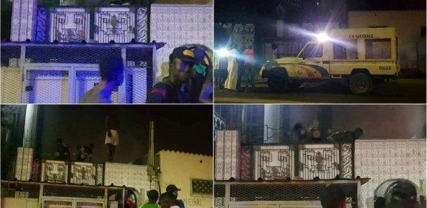 Fass: Le compteur électrique du domicile de Ahmed Khalifa Niasse prend feu