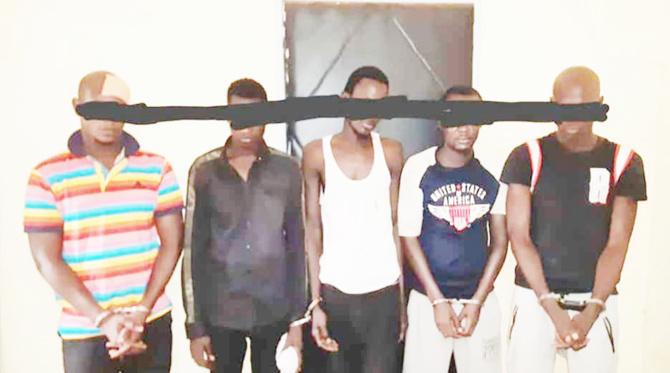 Mali : 5 Sénégalais arrêtés lors d'un cambriolage