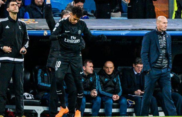 Mercato: Neymar fait les yeux doux à Zidane et au Real Madrid