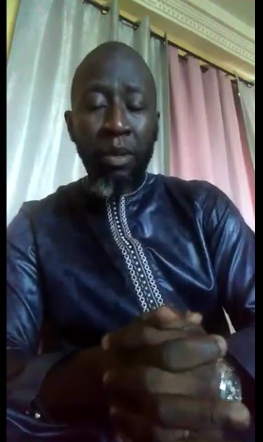 VIDEO: Le message fort du styliste Salam Ndiaye pour la paix et la sérénité dans le pays.