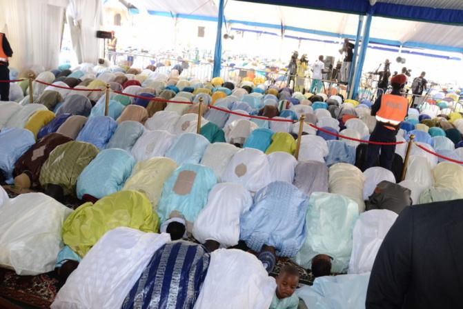 Tabaski 2019 : la coordination des musulmans a célébré l'Aid-El-Kébir ce dimanche