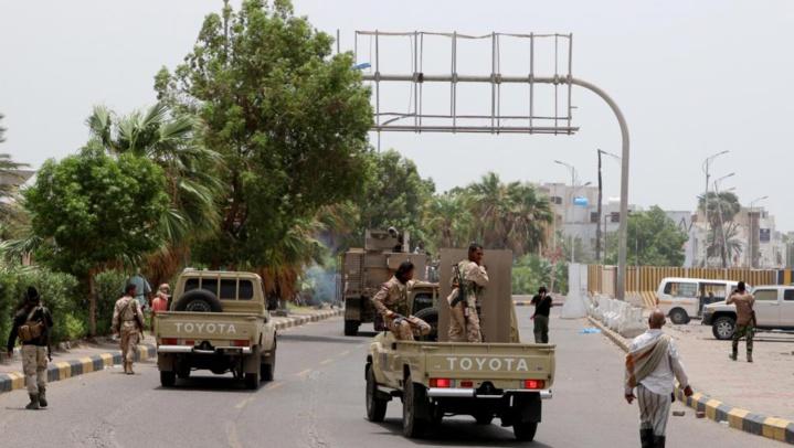 Yémen: le palais présidentiel à Aden pris par des séparatistes