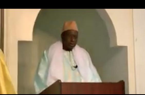 Etats-Unis- Tabaski 2019 à Louisville : Imam Aly Sakho prie pour la paix dans le monde
