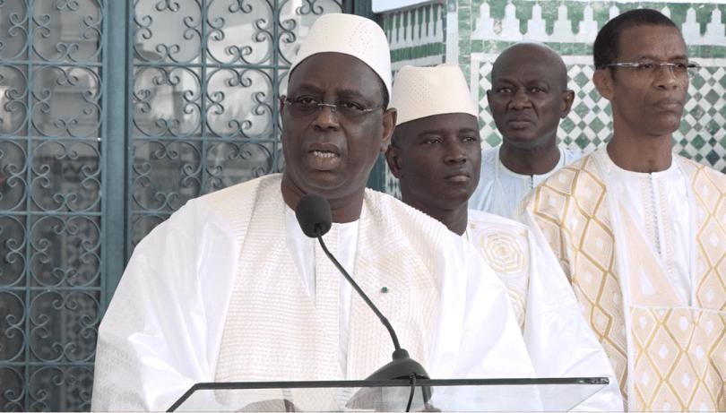 VIDEO - Macky Sall: « Je veux que le Sénégal soit cité parmi les pays les plus propres d'Afrique »