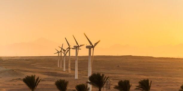 Egypte  : important investissement dans un projet de parc éolien de 250 MW