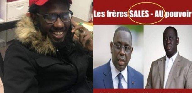 Section de Recherches: l'audition de Idrissa Fall Cissé annulée, son passeport lui a été restitué (avocats)