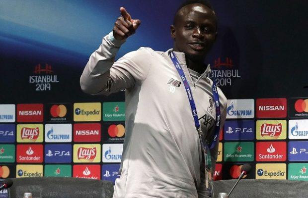 Sadio Mané: « Si Messi gagne le Ballon d'or »